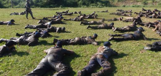 Seguridad: 230 agentes culminaron exitosamente con las prácticas en terreno rural