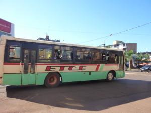 Eldorado: vecinos proponen modificar el recorrido del transporte público
