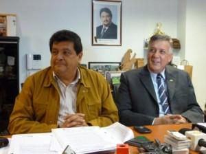 EMSA y Rentas de Misiones firmaron convenio para obras de energía