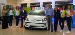 Lowe presentó el nuevo Volkswagen UP!