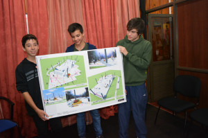 """Montecarlo: Ultiman detalles para la construcción del """"Skatepark"""""""