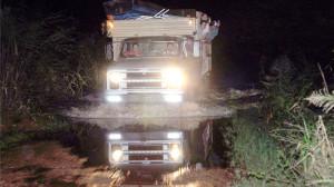 Más de 60 familias de la provincia fueron asistidas por el desborde de arroyos y ríos