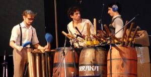 Coreografías, humor y música con objetos en el Teatro Lírico
