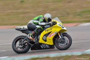 El sábado y domingo las motos del Argentino de Velocidad ensayan en el Autódromo Rosamonte