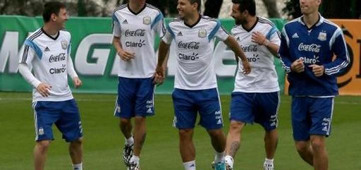 Argentina reconocerá esta tarde el Maracaná