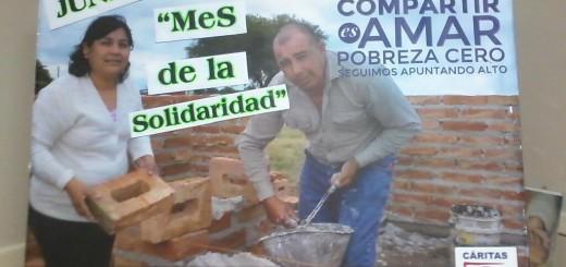 """Cáritas realiza este fin de semana su colecta anual bajo el lema """"Compartir es amar"""""""