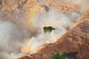 Las fotos de Cataratas del Iguazú dieron la vuelta al mundo