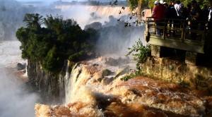 Están habilitados todos los servicios de las Cataratas del Iguazú