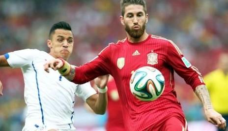 Chile dejó sin mundial a España, el último campeón