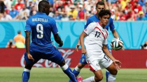 Golpe Mundial: Costa Rica le ganó a Italia y dejó afuera a Inglaterra