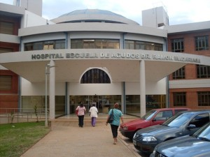 El Hospital Escuela comunicó central de turnos de emergencia por daños en central telefónica