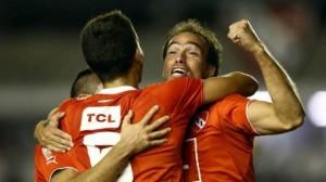 Independiente ganó en Córdoba y quedó a un paso del ascenso