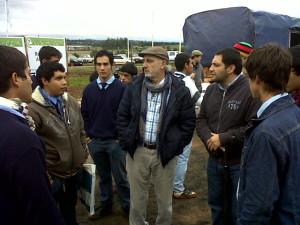Más de 350 estudiantes agrotécnicos visitaron expoferia NEA en Posadas