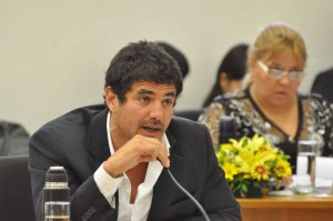 """Ley de Lemas: """"Desde la Renovación propiciamos la participación política y respetamos el voto del ciudadano"""", dijo el concejal Vivero"""