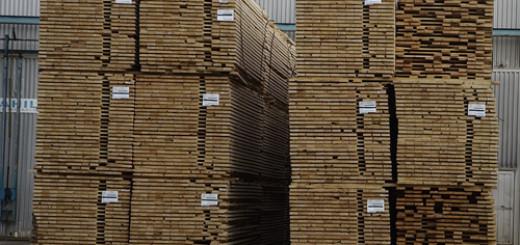 Bajaron la producción y las ventas del sector maderero en el primer semestre del año