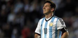 Las náuseas de Leo Messi