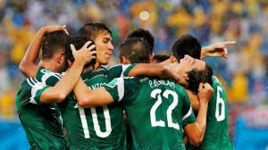México goleó a Croacia 3 a 1 y terminó segundo