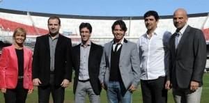 """Gallardo en su presentación oficial: """"Un equipo campeón puede ir a más"""""""