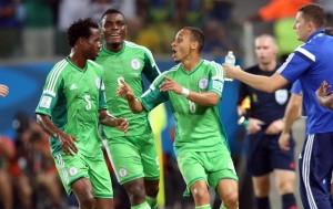 Nigeria ganó y sueña