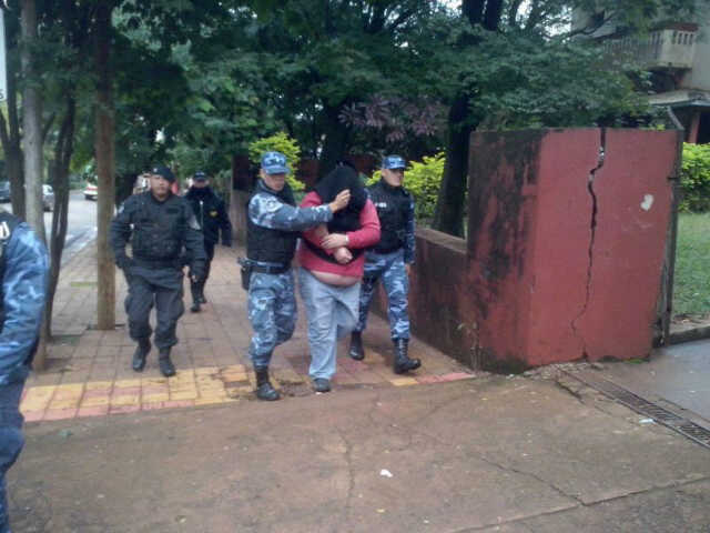 Masacre de Panambí: dos detenidos estuvieron frente a la jueza Kunzmann