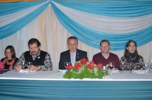 Passalacqua se reunió con integrantes del Consejo Pastoral de Oberá