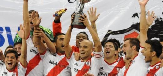 Por cuarta vez consecutiva, River derrotó a Boca y se quedó con el Superclásico en México