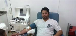 Mañana es el día Mundial del Donante de Sangre