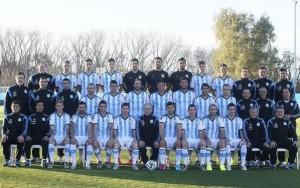 Este es el equipo que lleva sobre sus espaldas el sueño mundialista argentino