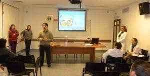 Comenzó la Semana de Prevención del Tabaquismo en el Hospital Escuela
