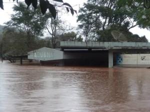 Inundaciones: se confirma que la crecida del río Uruguay es más grande que la de 1983