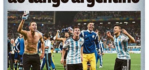 Romero se ganó las tapas de los principales diarios del mundo