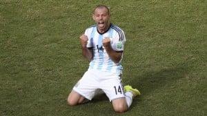 Balance Mundial: los argentinos están orgullosos y eligen a Mascherano como figura