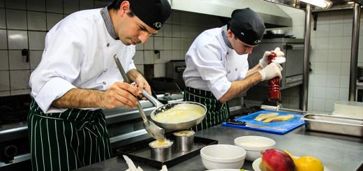 Rumbo a la Semana Gastronómica y el Regional del Torneo Nacional de Chefs