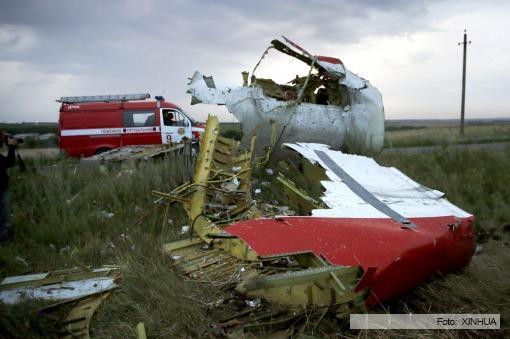 Recuperaron 251 cuerpos del avión malayo derribado en Ucrania
