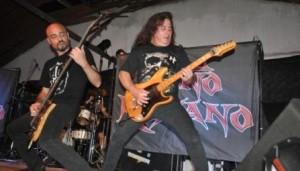 El Tano Romano trajo lo mejor del heavy metal a la tierra colorada