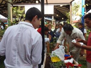 La Granja El Fiaca de Posadas cumple 20 años y los celebra en el Mercado Concentrador