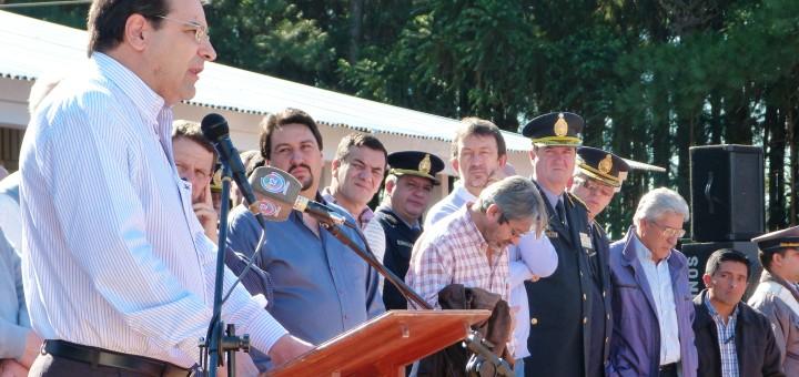 José Luis Garay es el nuevo ministro del Agro de Misiones