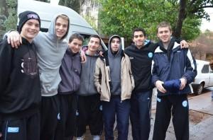Los U19 de OTC partieron rumbo al regional
