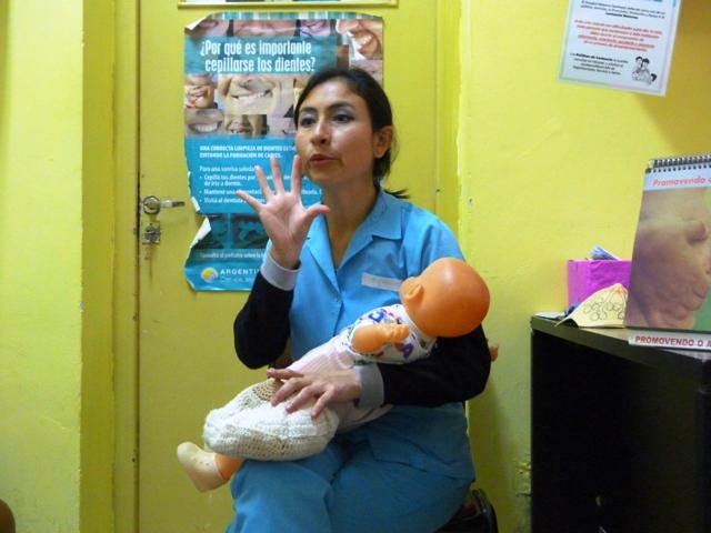 Semana de la lactancia materna, dar la teta es lo mejor y lo más natural