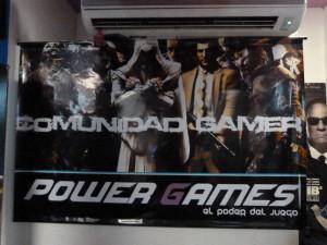 Power Games el local donde los chicos encuentran los mejores juegos