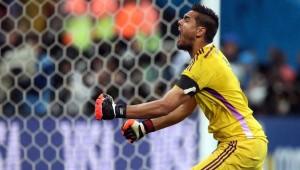 Romero puso a la Argentina en la final del Mundial