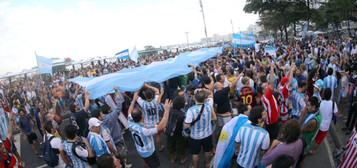 Argentina tiene hoy una nueva cita con la gloria