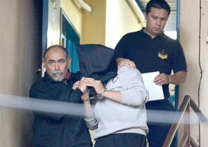 Comenzó la toma de declaración a los policías involucrados en el homicidio de Guirula