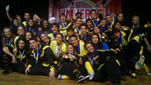 Más de 1500 bailarines competirán en el selectivo Sudamericano Universal Dance