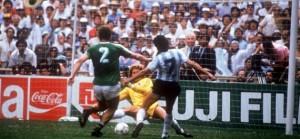 Argentina-Alemania, un partido con historia