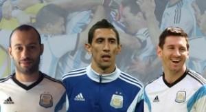 Di María, Mascherano, Messi entre los candidatos al Balón de Oro