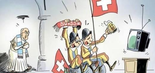 "El papa Francisco bromeó sobre ""una guerra"" contra la Guardia Suiza"