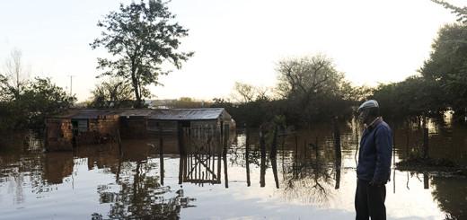 Los inundados: cómo resistir en la crecida