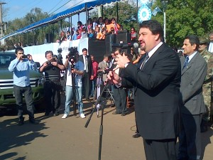 Closs destacó la independencia de la provincia en materia económica y productiva