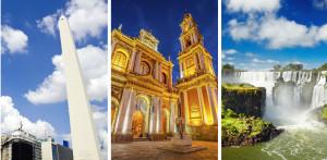 Las ciudades de Buenos Aires, Salta y Puerto Iguazú son los destinos nacionales más buscados